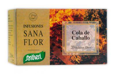 SANAFLOR INFUS. COLA CABALLO