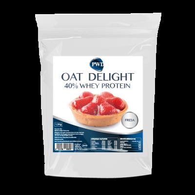 Oat Delight 1,5Kg Sabor Fresa – Power Diet