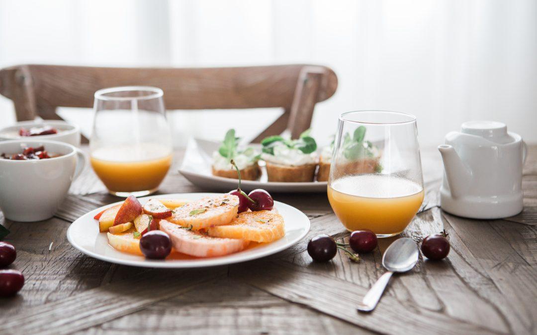 Claves para alimentarse de forma sana y equilibrada