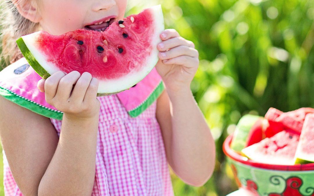 Educar a los niños a una correcta alimentación