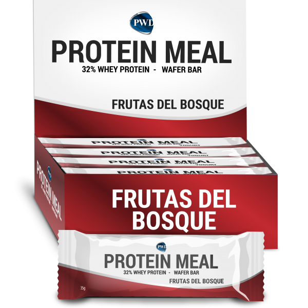 BARRITA PROTEIN MEAL de Power Diet