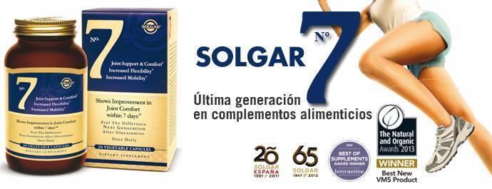 SOLGAR 7 INNOVACION DE ÚLTIMA GENERACIÓN