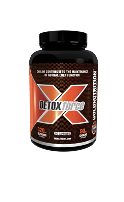 DETOX EXTREME FORCE – Gold Nutrition